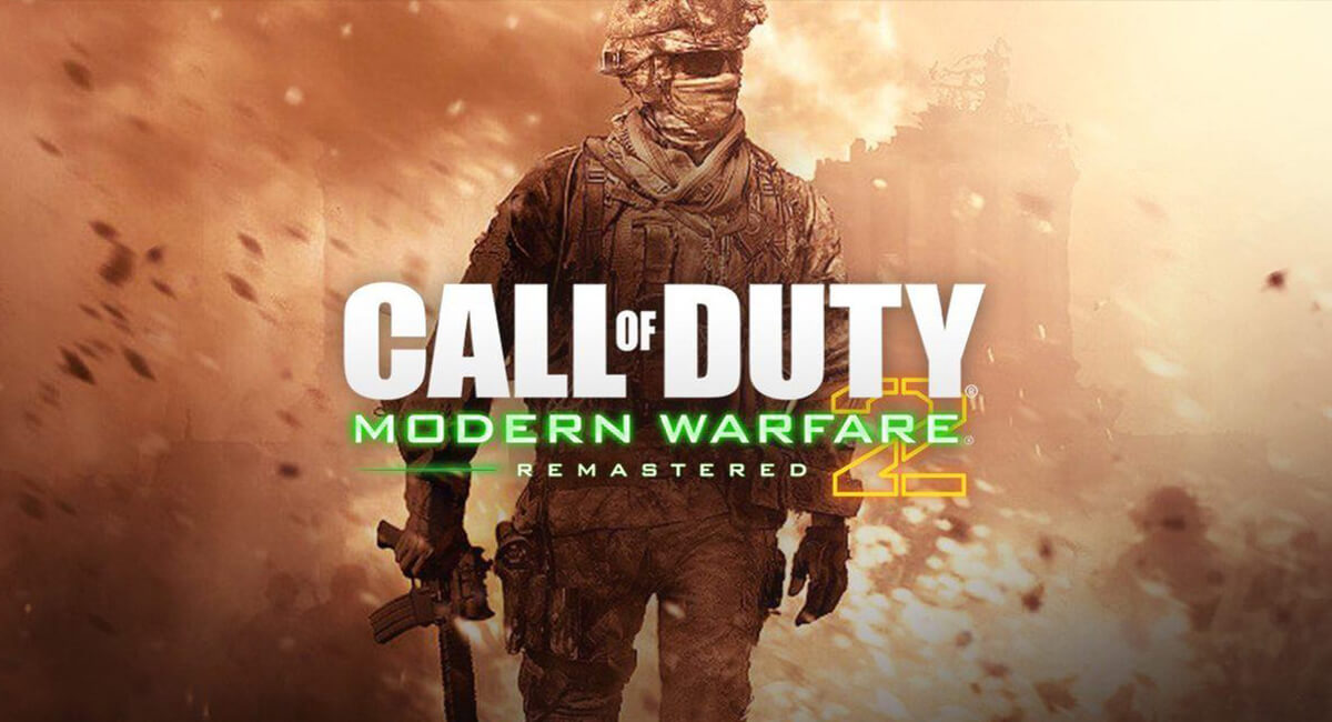 Call Of Duty Modern Warfare 2 Remastered Coming Later This Year