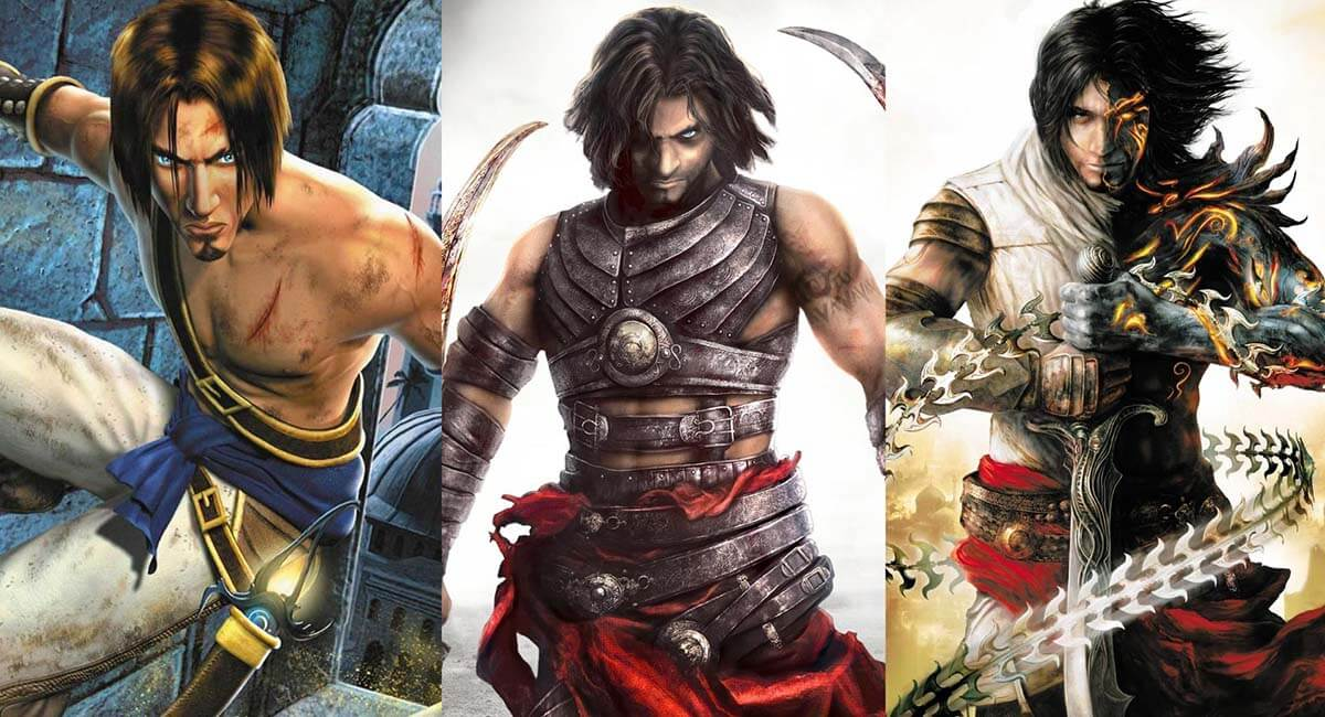 Rumor Prince Of Persia The Sands Of Time Trilogy Remake In The Works