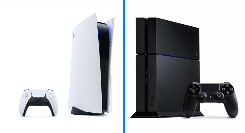 Playstation 5 Weighs Nearly Twice As Heavier Than Ps4 Amazon Listing Suggests